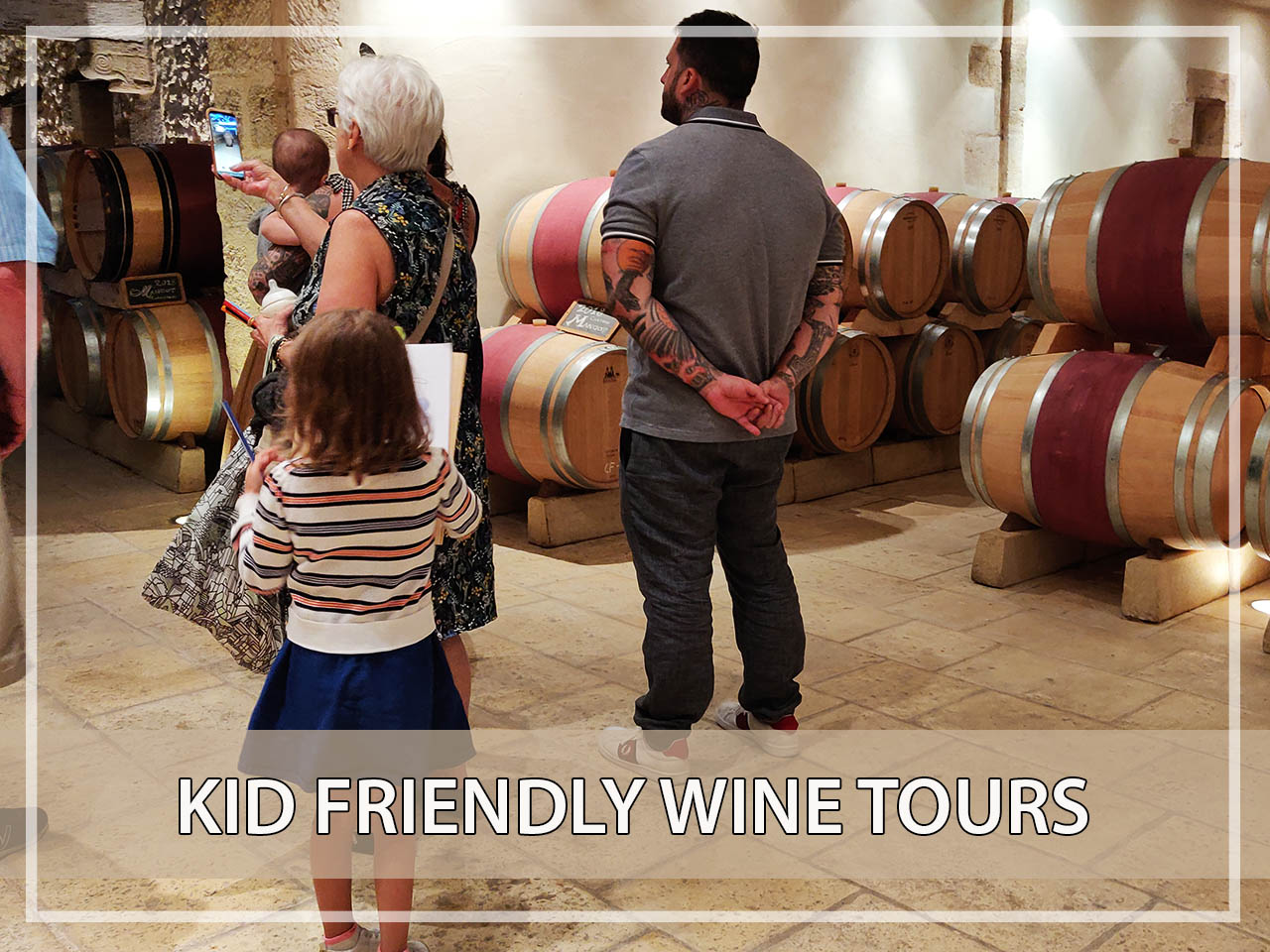 Are you travelling to Bordeaux with your kids? What a wonderful Idea!