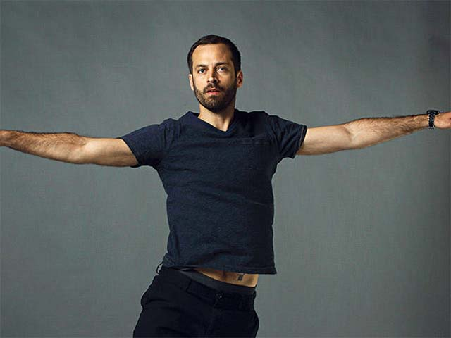 Benjamin Millepied, born in Bordeaux
