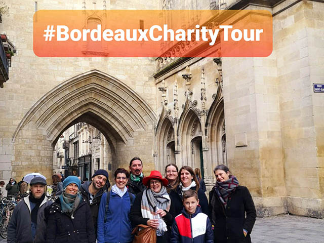 Discover the Bordeaux Charity Tours !