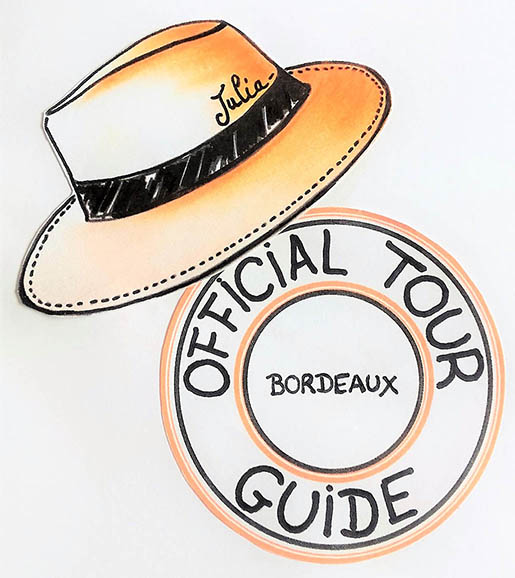 Logo Bordeaux Official Tour Guide