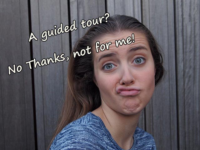The 5 worst clichés about guided tours that are hard to uproot