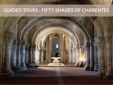 Guided Tours : Fifty Shades of Charentes