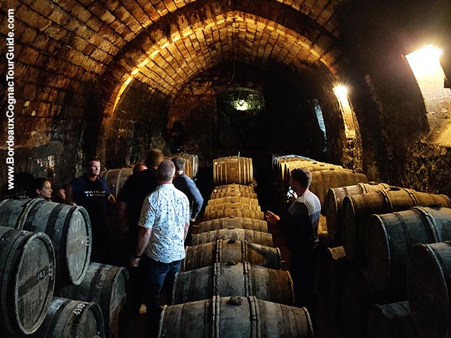 FAQ 07 - How much does a visit and Cognac tasting session cost?