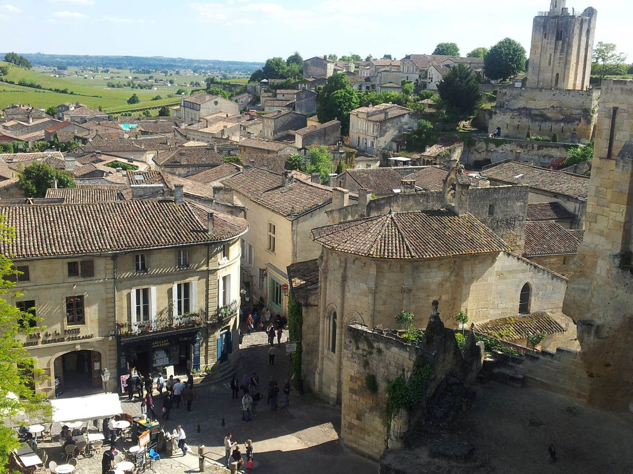 Saint-Emilion-village