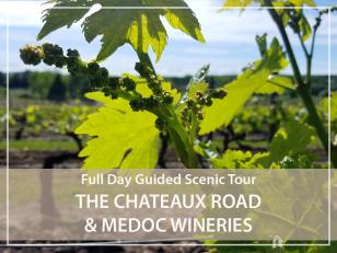 Guided tour : Medoc wine tour