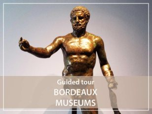 Guided tour with Bordeaux Museums