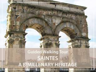Walking guided tour: Saintes, the bimillennial city